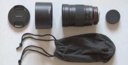 Обзор объектива Samyang 135mm F2.0